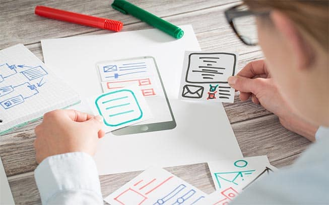Création de site internet Design, Moderne et Professionnel.