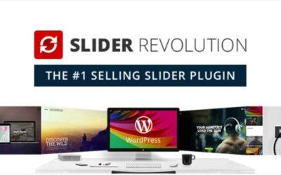 Slider revolution : créez des animations web sans coder ?