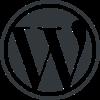 guide ultime wordpress : logo wordpress
